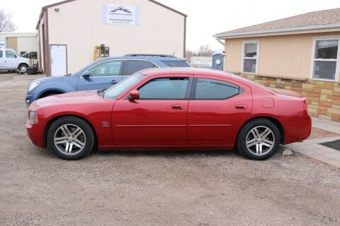 2006 Dodge Charger for sale at Northern Colorado auto sales Inc in Fort Collins CO