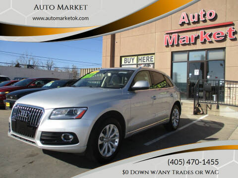 2014 Audi Q5 for sale at Auto Market in Oklahoma City OK