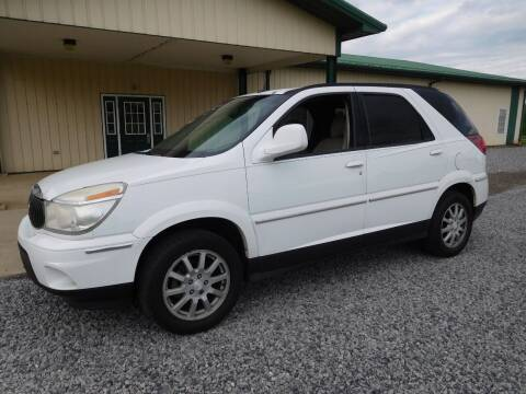 2007 Buick Rendezvous for sale at WESTERN RESERVE AUTO SALES in Beloit OH