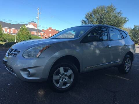 2011 Nissan Rogue for sale at Seaport Auto Sales in Wilmington NC