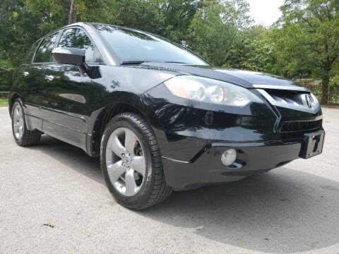 2007 Acura RDX for sale at Thornhill Motor Company in Lake Worth TX