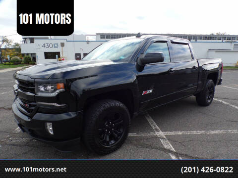2016 Chevrolet Silverado 1500 for sale at 101 MOTORS in Hasbrouck Heights NJ