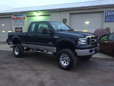 2005 Ford F-250 Super Duty for sale at Troys Auto Sales in Dornsife PA