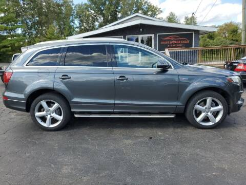 2015 Audi Q7 for sale at Drive Motor Sales in Ionia MI