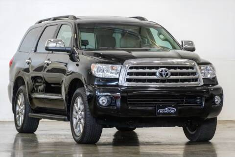 2012 Toyota Sequoia for sale at MS Motors in Portland OR