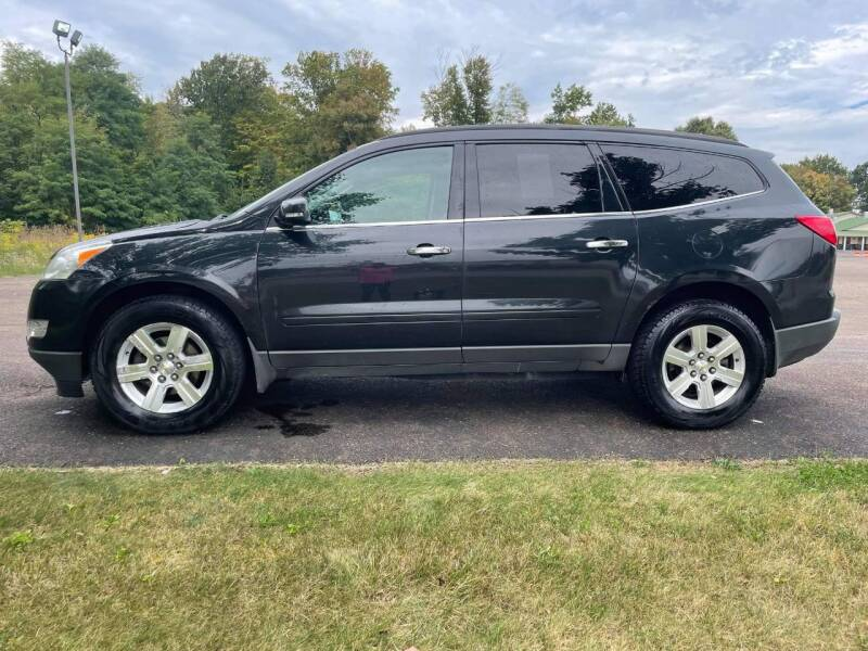 2011 Chevrolet Traverse for sale at Main Stream Auto Sales, LLC in Wooster OH