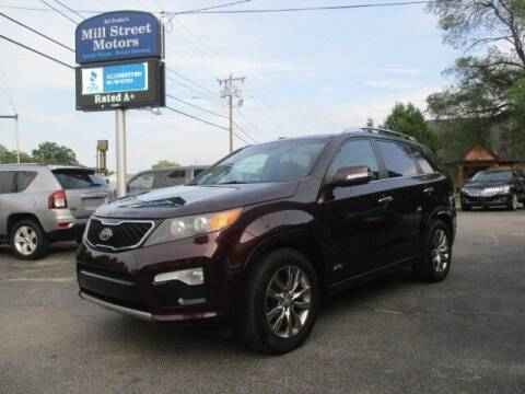 2012 Kia Sorento for sale at Mill Street Motors in Worcester MA