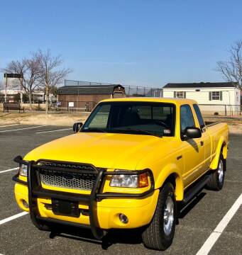 2001 Ford Ranger for sale at ONE NATION AUTO SALE LLC in Fredericksburg VA