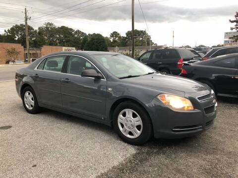 2008 Chevrolet Malibu for sale at CAR STOP INC in Duluth GA