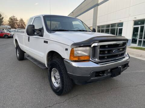 2001 Ford F-350 Super Duty for sale at PM Auto Group LLC in Chantilly VA