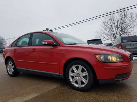 2007 Volvo S40 for sale at CarNation Auto Group in Alliance OH