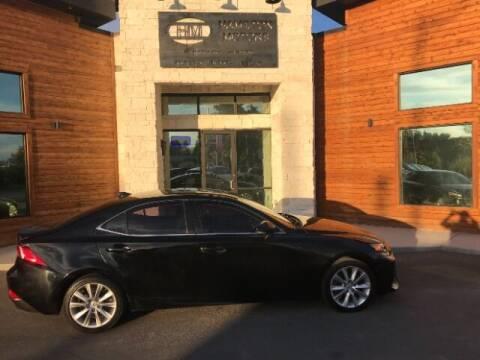 2016 Lexus IS 300 for sale at Hamilton Motors in Lehi UT