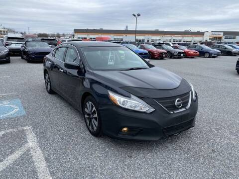 2017 Nissan Altima for sale at King Motors featuring Chris Ridenour in Martinsburg WV