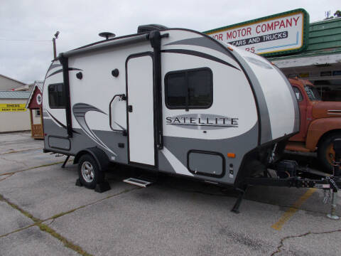 2018 Starcraft Satellite for sale at Governor Motor Co in Jefferson City MO