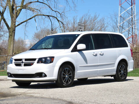 2017 Dodge Grand Caravan for sale at Tonys Pre Owned Auto Sales in Kokomo IN