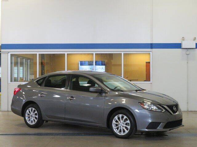 2017 Nissan Sentra for sale at Terry Lee Hyundai in Noblesville IN
