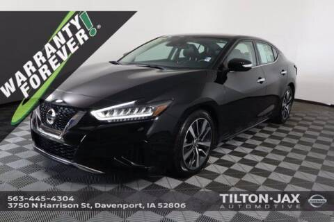 2020 Nissan Maxima for sale at Virtue Motors in Darlington WI