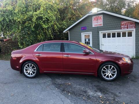 2010 Chevrolet Malibu for sale at KMK Motors in Latham NY