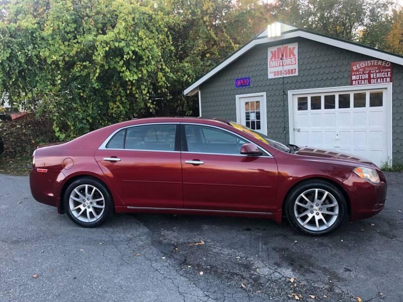 2010 Chevrolet Malibu for sale at KMK Motors in Latham NY