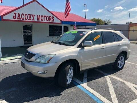 2004 Lexus RX 330 for sale at Jacoby Motors in Fort Myers FL