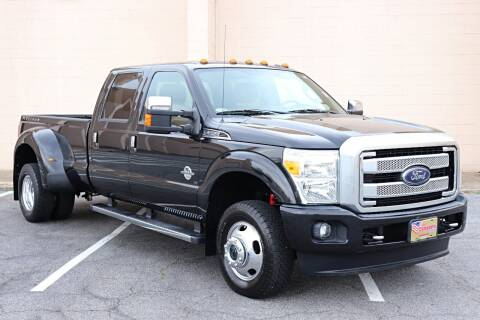 2015 Ford F-350 Super Duty for sale at El Compadre Trucks in Doraville GA