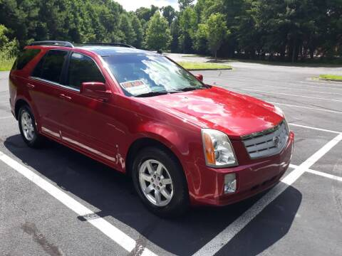 2008 Cadillac SRX for sale at JCW AUTO BROKERS in Douglasville GA