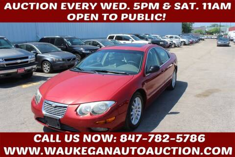 2002 Chrysler 300M for sale at Waukegan Auto Auction in Waukegan IL