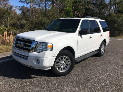 2012 Ford Expedition for sale at VICTORY LANE AUTO SALES in Port Richey FL