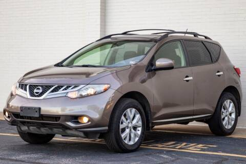 2012 Nissan Murano for sale at Carland Auto Sales INC. in Portsmouth VA