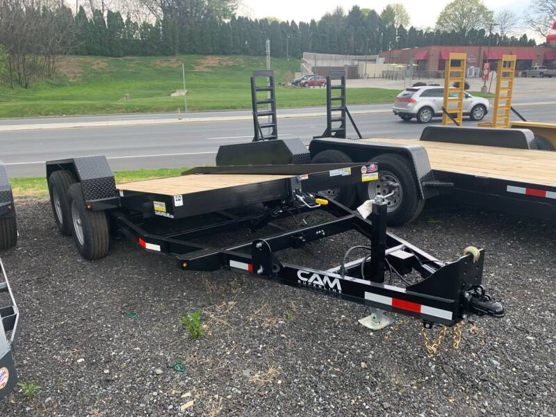 2021 Cam Superline 5CAM614FTT for sale at Smart Choice 61 Trailers in Shoemakersville PA