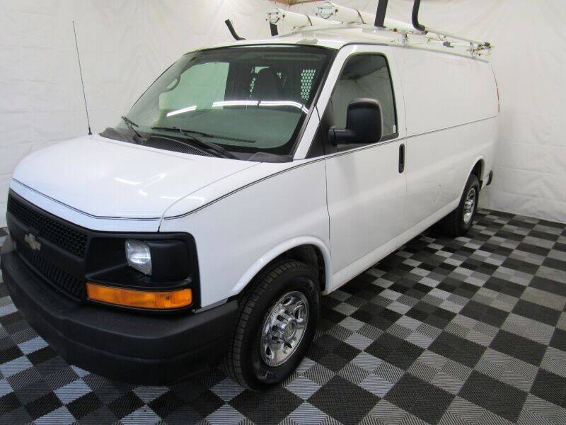 2010 Chevrolet Express Cargo for sale in Akron, OH