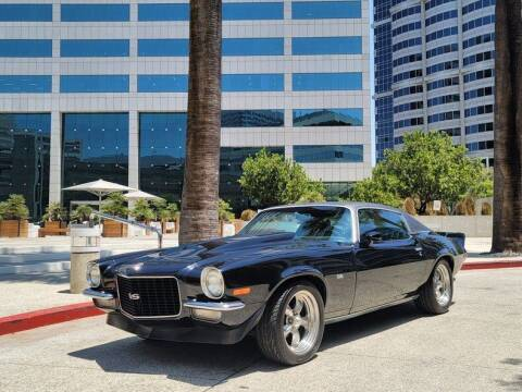 1973 Chevrolet Camaro for sale at Vintage Car Collector in Glendale CA