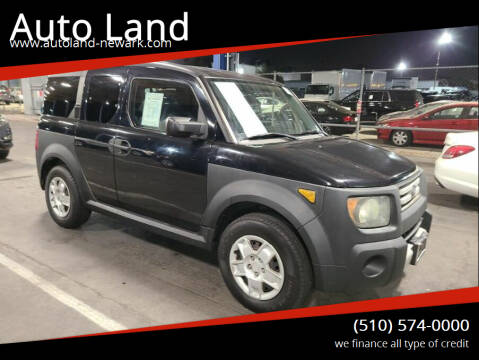 2007 Honda Element for sale at Auto Land in Newark CA