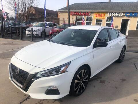 2020 Nissan Altima for sale at DYNAMIC CARS in Baltimore MD