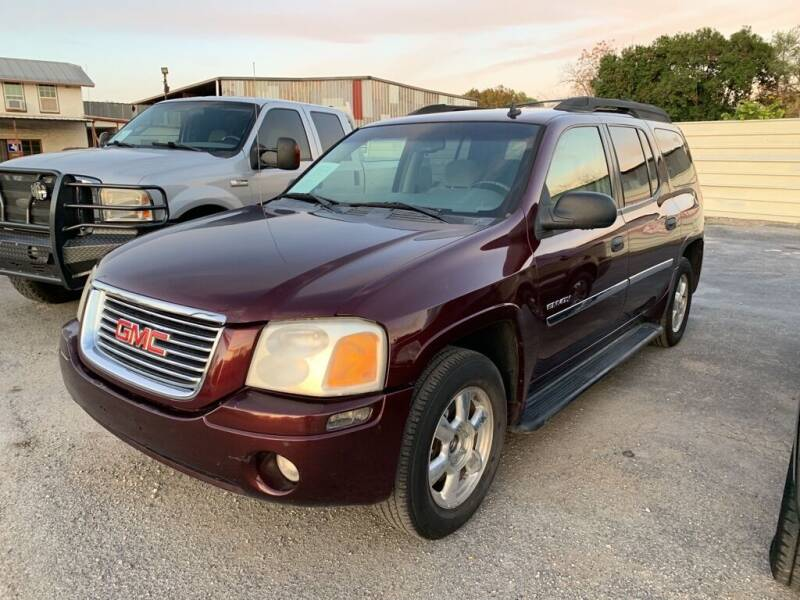 2006 GMC Envoy XL for sale at Jackson Motors Used Cars in San Antonio TX