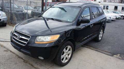 2008 Hyundai Santa Fe for sale at GM Automotive Group in Philadelphia PA