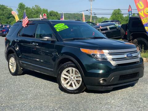 2014 Ford Explorer for sale at A&M Auto Sales in Edgewood MD
