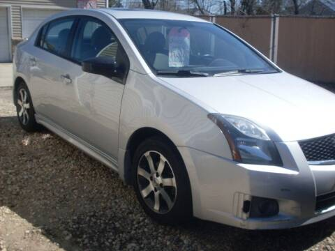 2012 Nissan Sentra for sale at Flag Motors in Islip Terrace NY