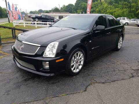 2006 Cadillac STS-V for sale at TR MOTORS in Gastonia NC