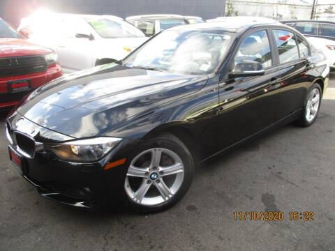 2014 BMW 3 Series for sale at Newark Auto Sports Co. in Newark NJ