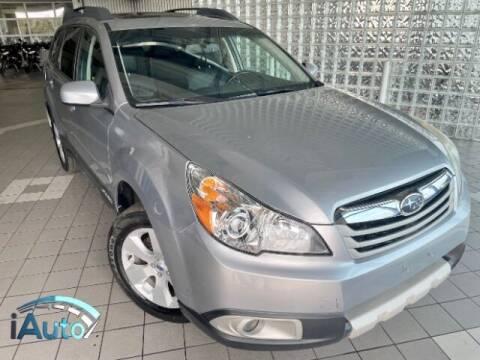 2012 Subaru Outback for sale at iAuto in Cincinnati OH