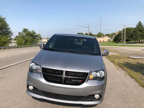 2016 Dodge Grand Caravan for sale at Stan's Auto Sales Inc in New Castle PA
