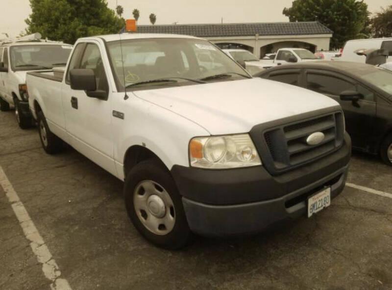 2007 Ford F-150 for sale at Aria Auto Sales in El Cajon CA