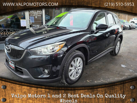 2013 Mazda CX-5 for sale at Valpo Motors 1 and 2  Best Deals On Quality Wheels in Valparaiso IN