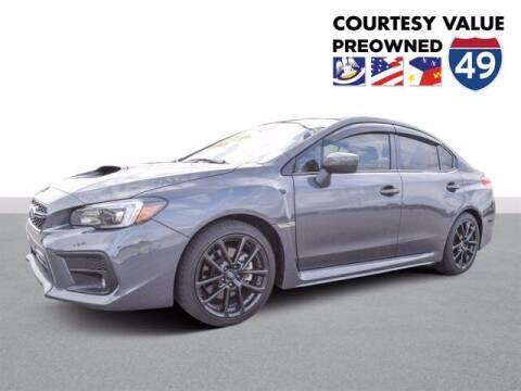 2020 Subaru WRX for sale at Courtesy Value Pre-Owned I-49 in Lafayette LA