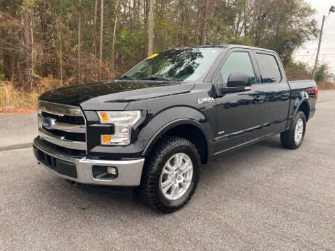 2017 Ford F-150 for sale at Autoteam of Valdosta in Valdosta GA
