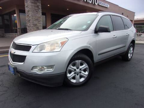 2012 Chevrolet Traverse for sale at Lakeside Auto Brokers Inc. in Colorado Springs CO