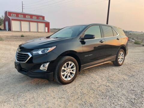 2019 Chevrolet Equinox for sale at Ace Auto Sales in Boise ID