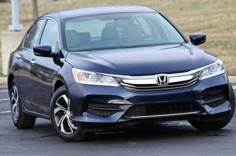 2017 Honda Accord for sale at MGM Motors LLC in De Soto KS