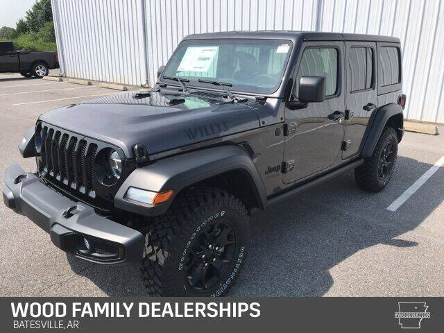 2021 Jeep Wrangler Unlimited for sale in Batesville, AR